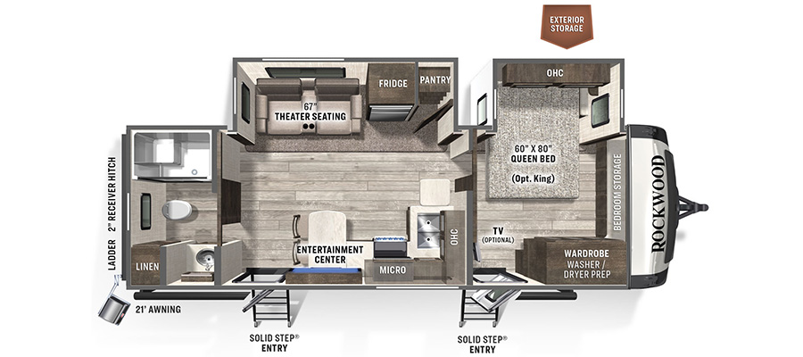 8262RBS Floorplan