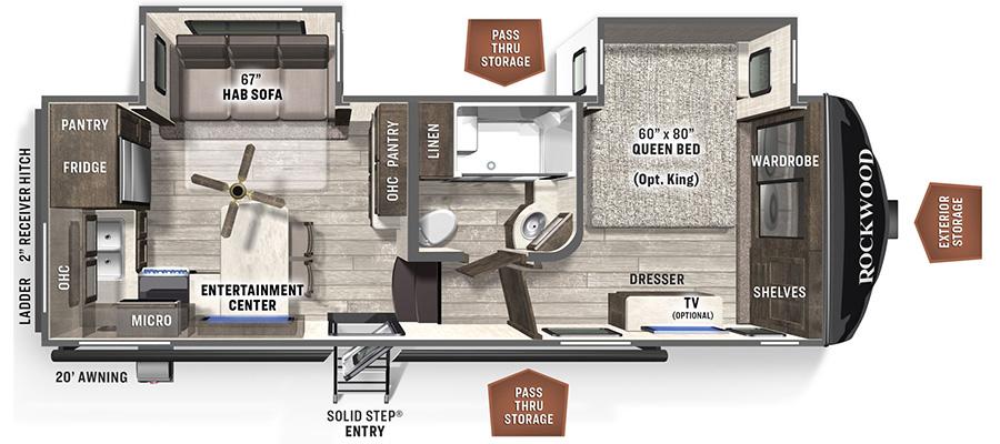 2442BS Floorplan