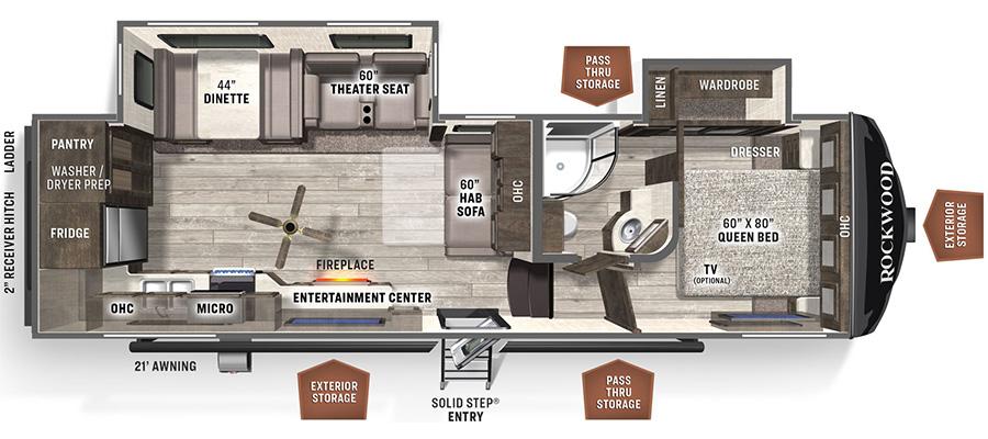 2881S Floorplan