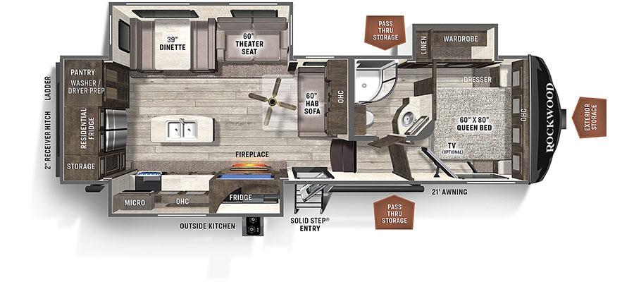 2882S Floorplan