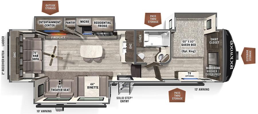 2893BS Floorplan