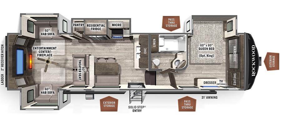 2898BS Floorplan