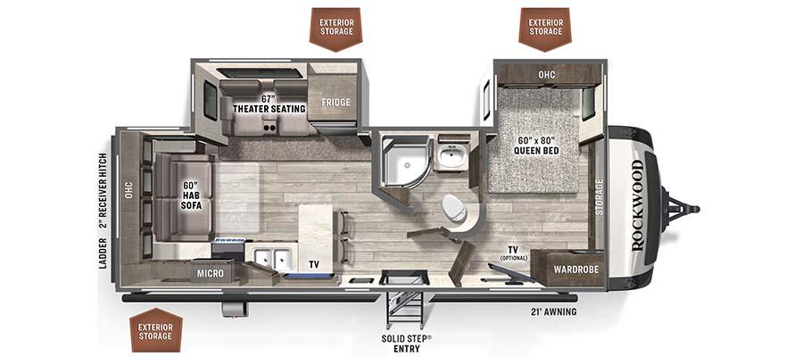 2613BS Floorplan