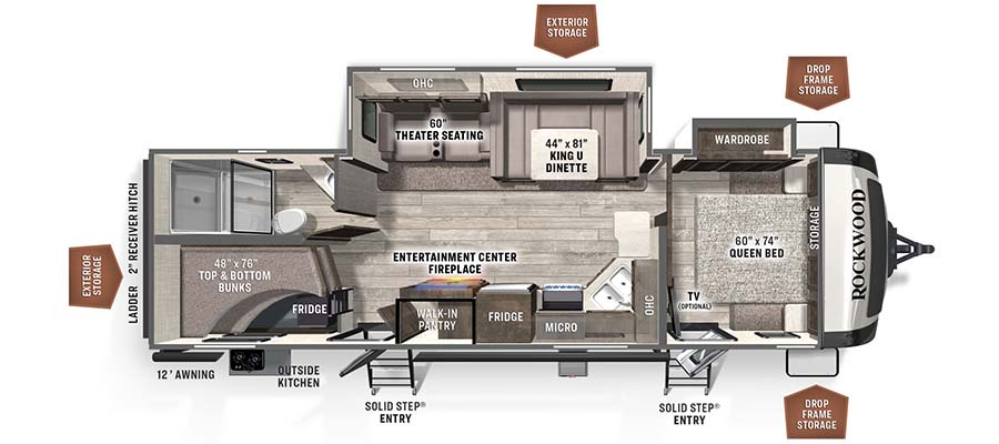 2706WS Floorplan