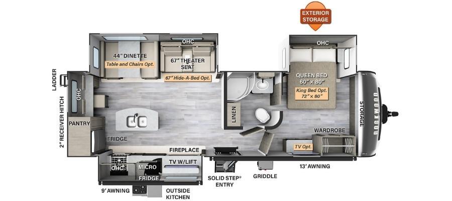 2720IK Floorplan