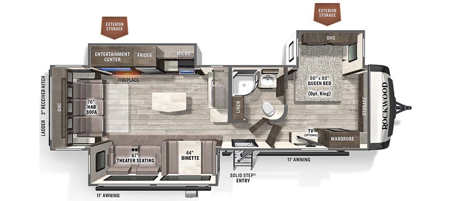 2906BS Floorplan