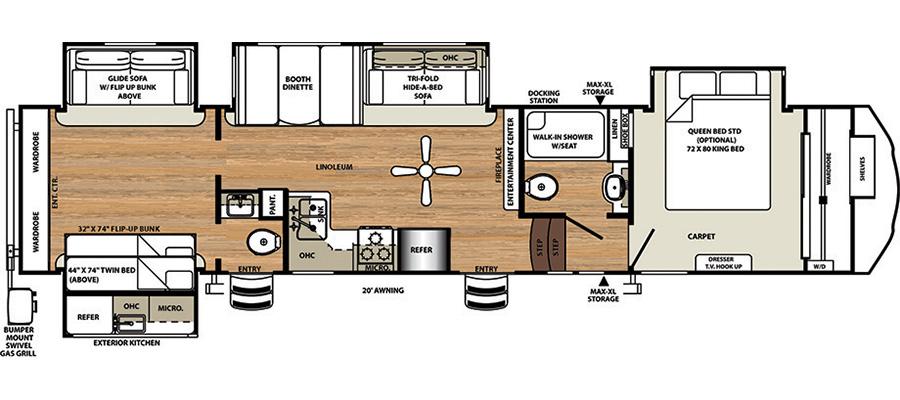 369SAQB Floorplan