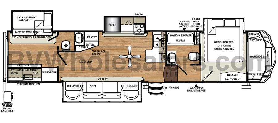 376BHOK Floorplan