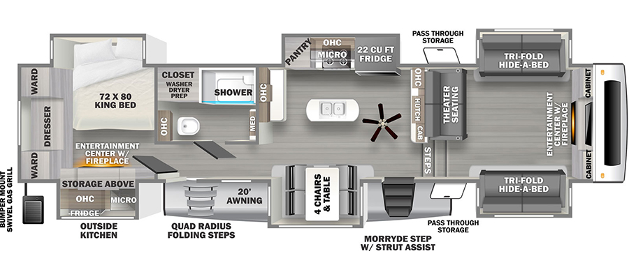 379FLOK Floorplan