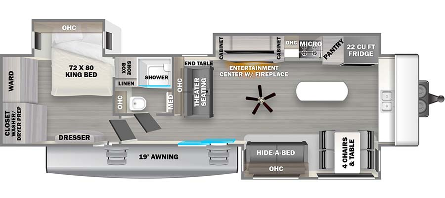 402FK Floorplan
