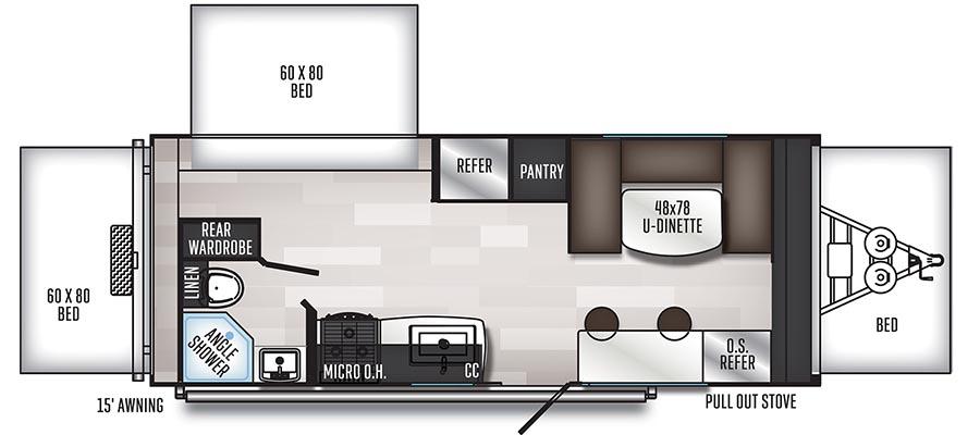 185X Floorplan