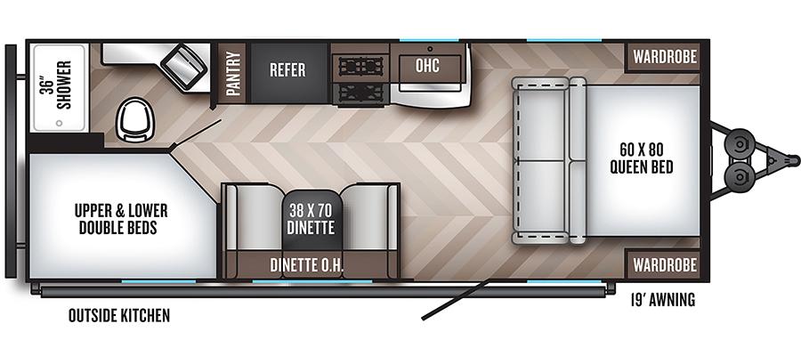 217BH Floorplan