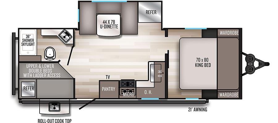 243BH Floorplan