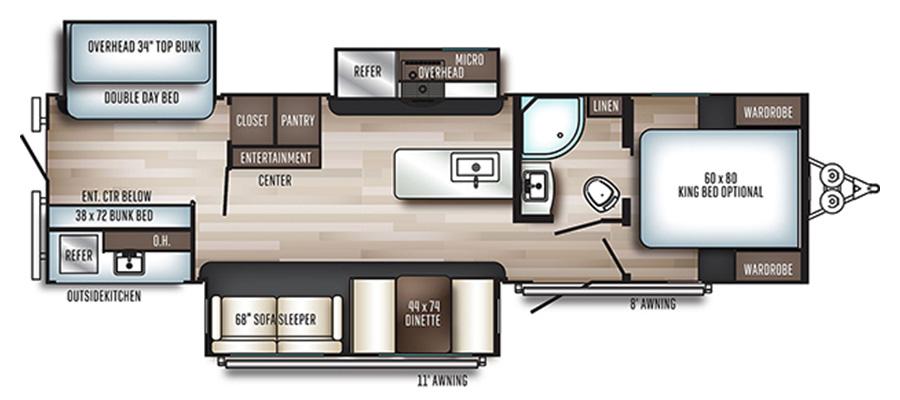 314TSBH Floorplan