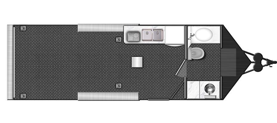 2021 Nomad 22NFB - stock no. X001240 - image  - thumbnail