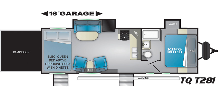 T281 Floorplan