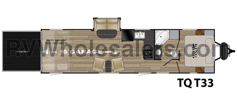 T33 Floorplan