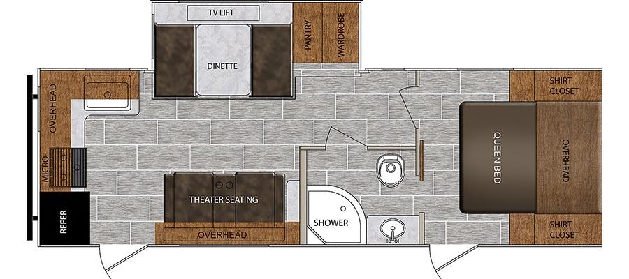 24RKS-1 Floorplan