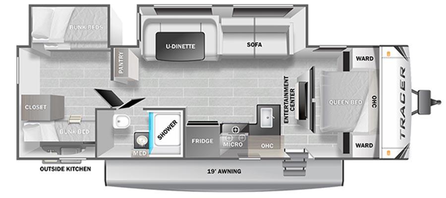 31BHD-1 Floorplan