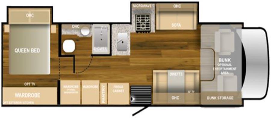 34TSC Floorplan