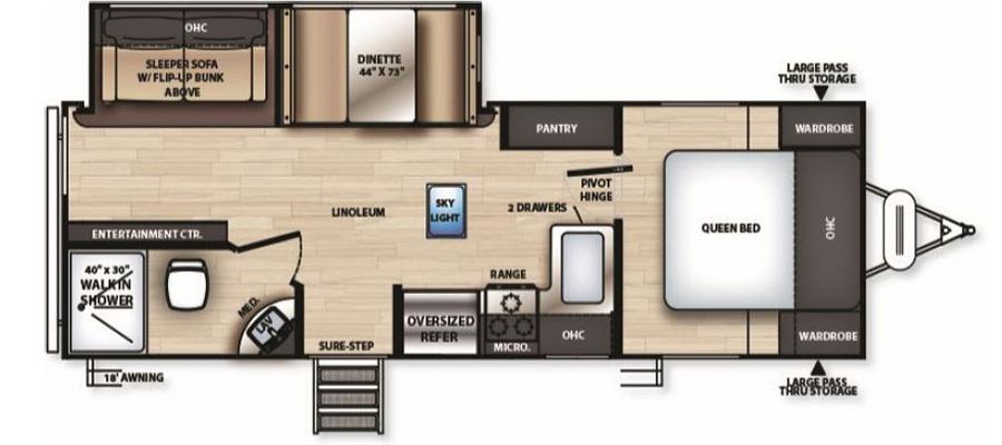 24BH Floorplan
