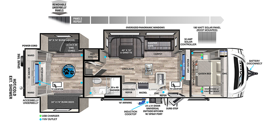 33BH Floorplan