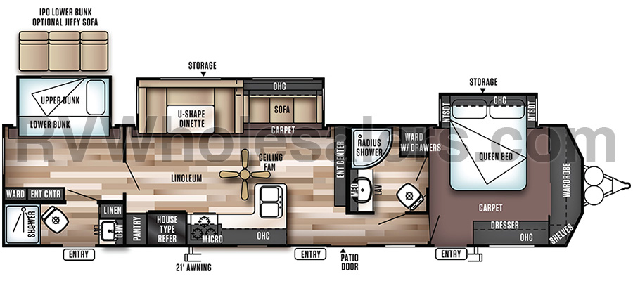 426-2B Floorplan