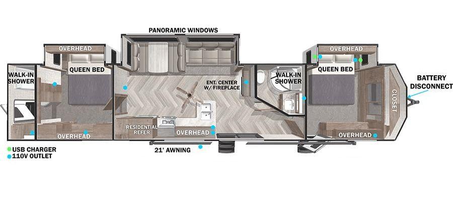 4002Q Floorplan
