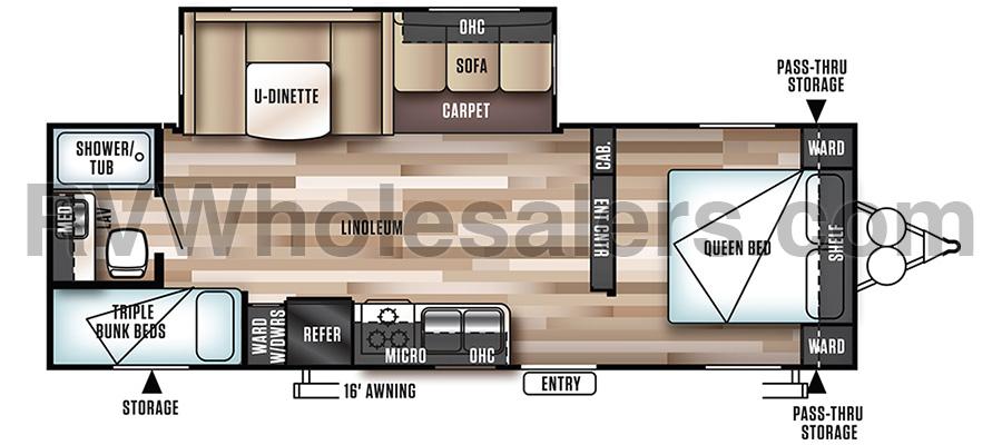 26TBSS Floorplan