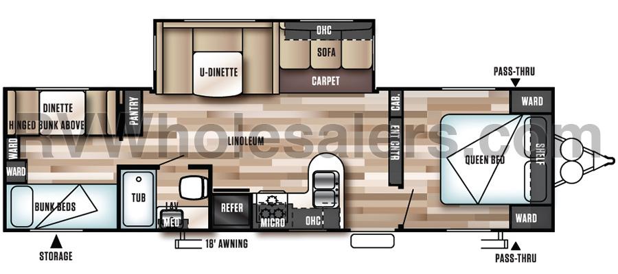 30QBSS Floorplan