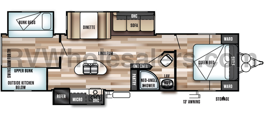 31BKIS Floorplan