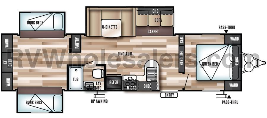 31QBTS Floorplan