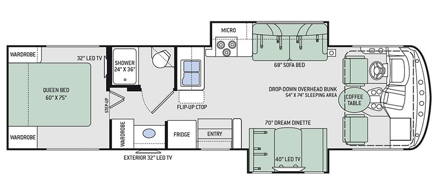31Z Floorplan