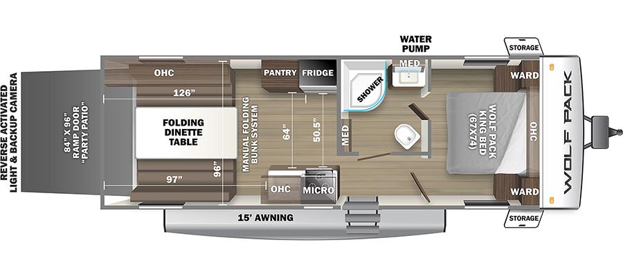 22Gold13 Floorplan