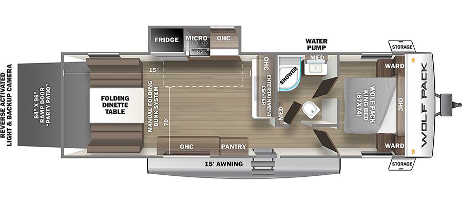23Gold15 Floorplan