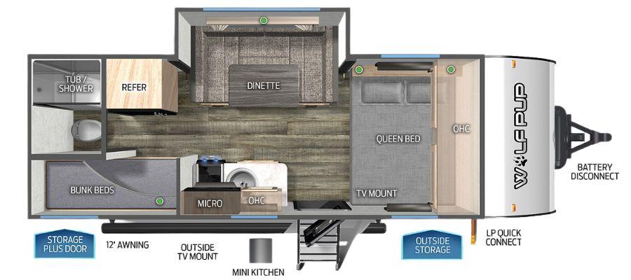 17JGBL Floorplan