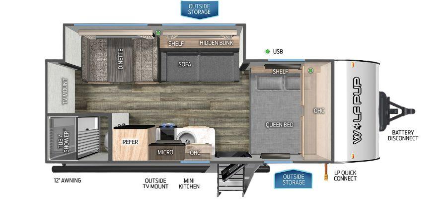 18TOBL Floorplan