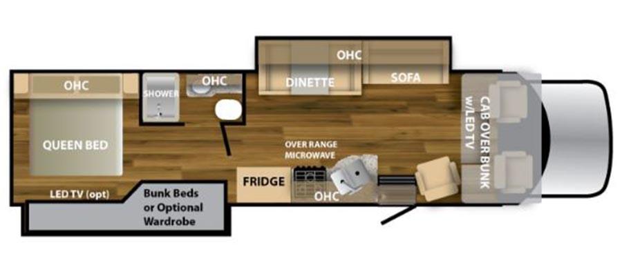 35W Floorplan