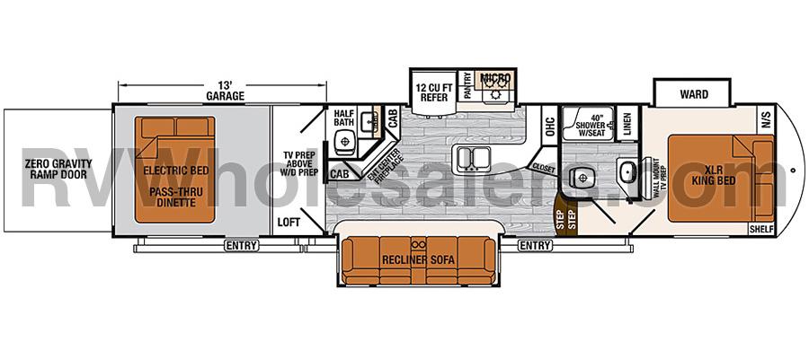 2015 XLR Thunderbolt 375AMP - stock no. 159777 - image  - thumbnail