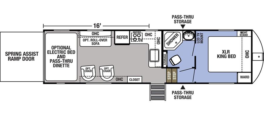 33RZR16 Floorplan