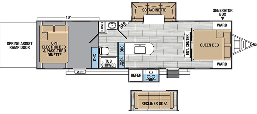 30HDS Floorplan
