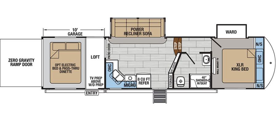29DK5 Floorplan