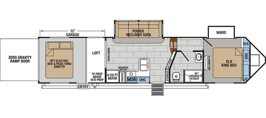 35VL5 Floorplan