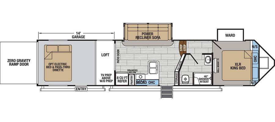 36VL5 Floorplan