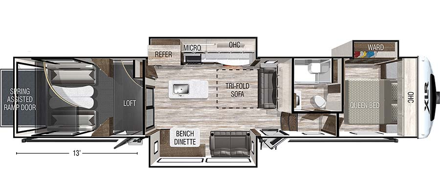384 Floorplan