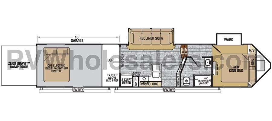 38VL5 Floorplan