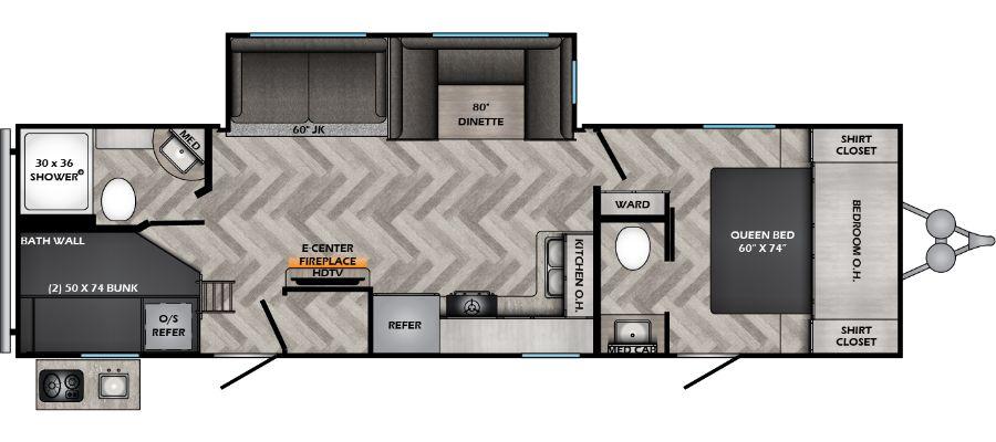 298BH Floorplan