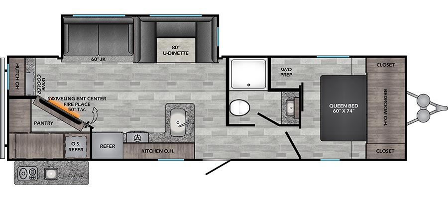 299RE Floorplan