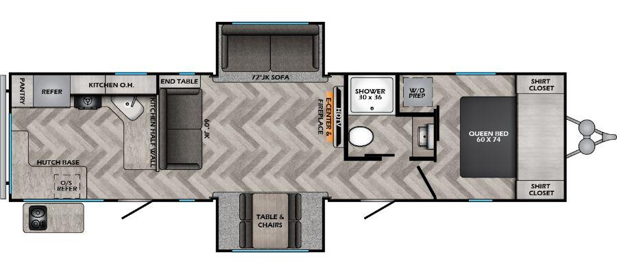341RK Floorplan