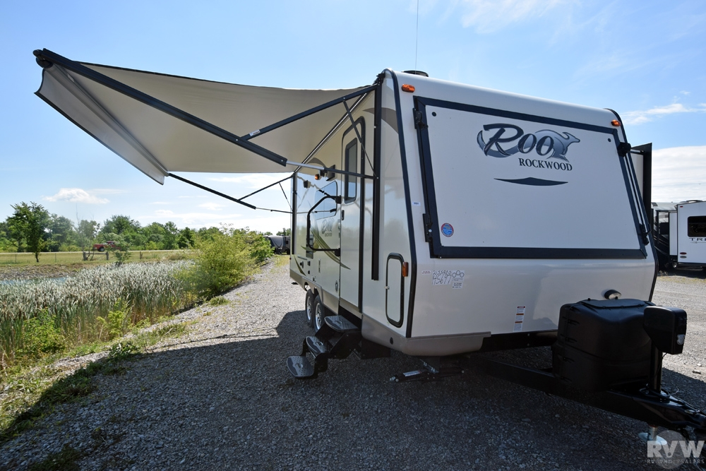 New 2017 Forest River Rockwood Roo 21SS   #145697   Ohio ...